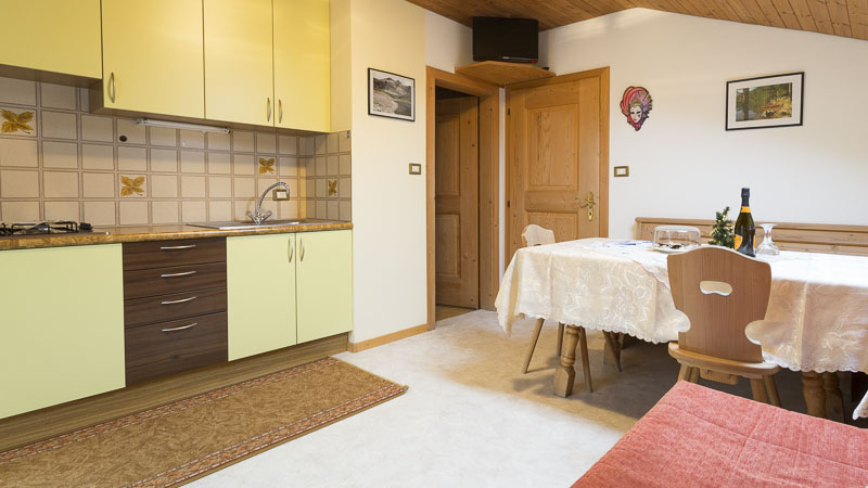 Haus Parth - apartment with fully equipped kitchen